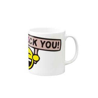 F●CK YOU Mugs