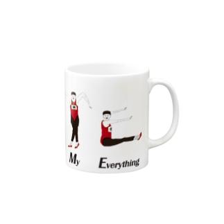 オジサンシリーズ Mugs