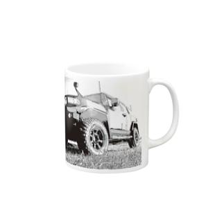 fj君 Mugs