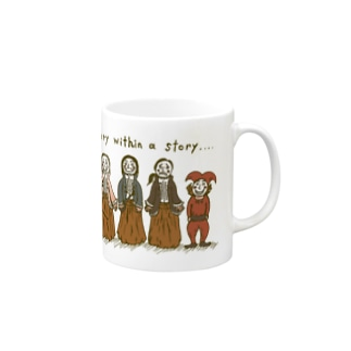Story within a story (カラー) Mugs