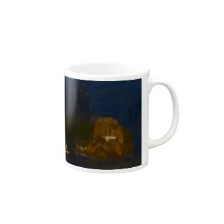 死者の島 Mugs