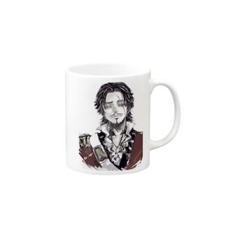ホセさん Mugs