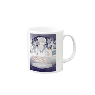 sailor boy Mugs