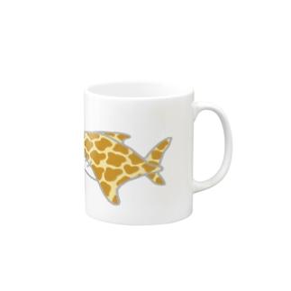 𓃱 サメ 𓃱 Mugs