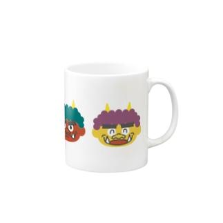 ONI Mugs