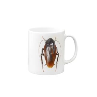 CΘCKRΘACH Mugs