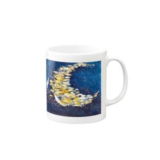 星屑パレット Mugs