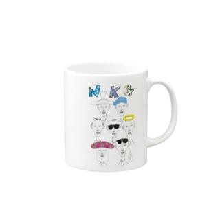manyNKG Mugs