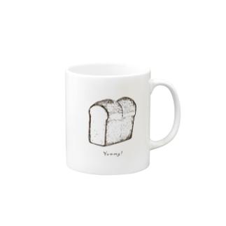 Yummy! パン・ド・ミ Mugs