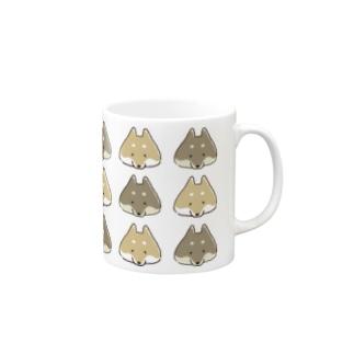 SHIBA MAG Mugs