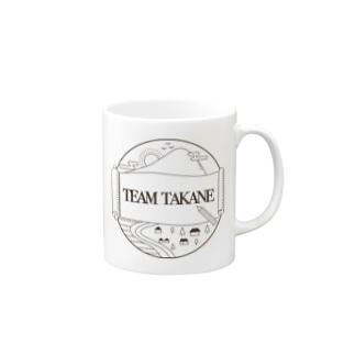 TEAM TAKANE  Mugs