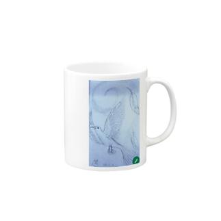 フライング・バード Mugs