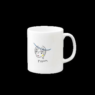 nounnaunのnoun(那温) Mugs