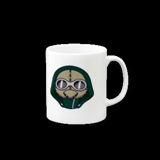 采-aya-のとりモドキ Mugs