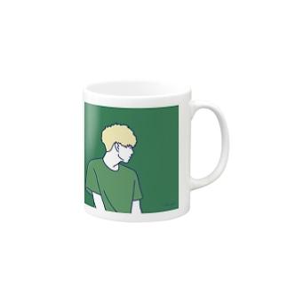 FickleのRay Mugs