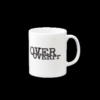 hachi08のOVERシリーズ2 Mugs