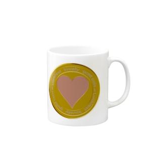 Love coin Mugs