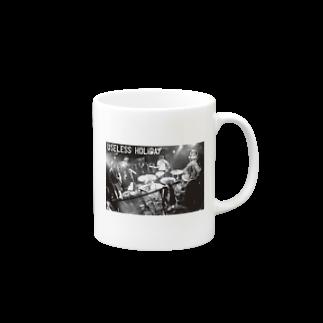 USELESS_HOLiDAYのライブフォト Mugs