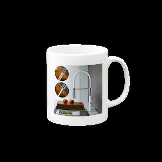 homelodyのHomelody Wasserhahn Mugs