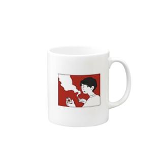 ヤニカスパイセン Mugs