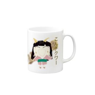 座敷わらしちゃん(ダジャレ編) Mugs