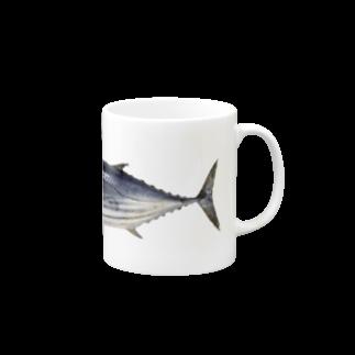 AAAstarsの鰹 Mugs
