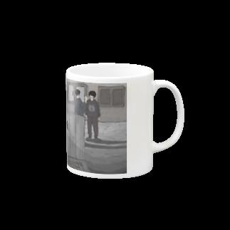 匿名潟商店の大人になりたくない Mugs