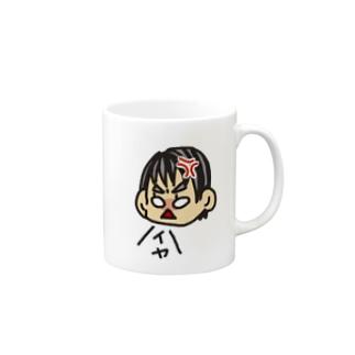 イヤイヤ期 Mugs