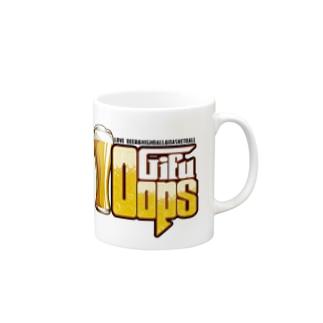 GIFU Oops Mugs