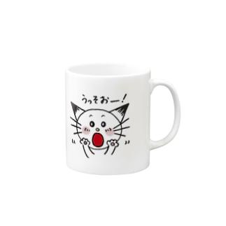 ぽんちゃん Mugs