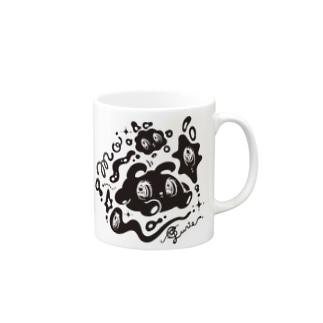 モニョモニョ反転 Mugs