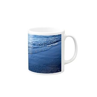 波の音 Mugs