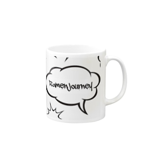 ラーメンジャーニー Mugs