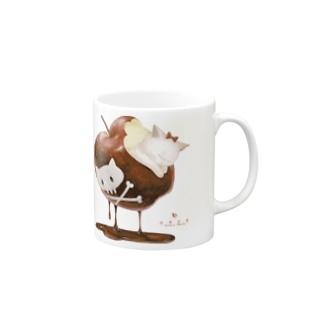 白猫姫 Mugs