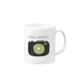キウイカメラ Mugs