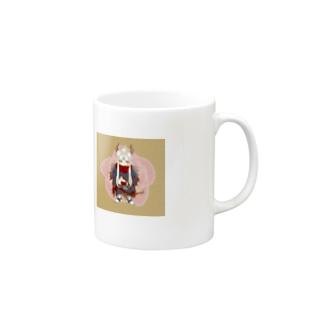 ツキナンオリジナル Mugs