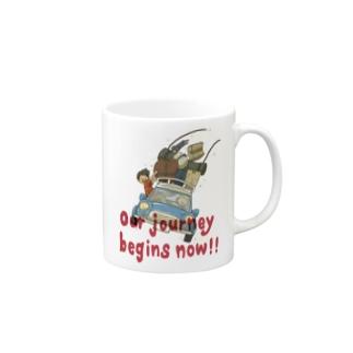 旅 マグカップ