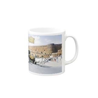 インド:アーグラ城砦 India: Agra Fort Mugs
