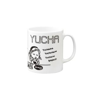DJ YUCHA Mugs