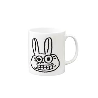 ブチギレてるすけ Mugs