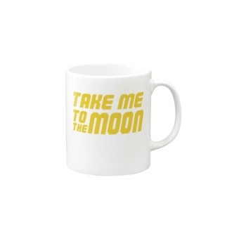 Take me to the moon Mugs