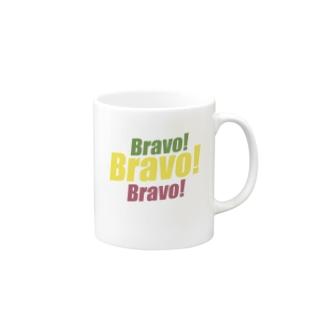 【仮想通貨】ADKグッズ(Tシャツ等)専門店 のBravo! Mugs