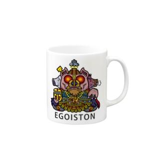 EGOIS-TON Mugs