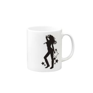スターシリーズ✖️ハロウィン Mugs