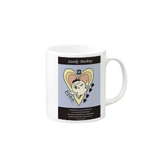 Lovely Mushrey : wink Mugs