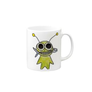 山田みどり Mugs