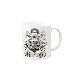 MILES Mugs