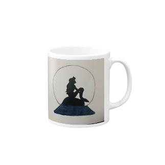 マーメイド Mugs