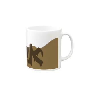 泥水 Mugs