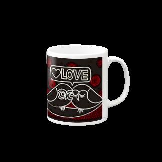 TOP🍌877のluvmag Mugs